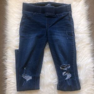 Old Navy Rockstar Mid-Rise Jeggings